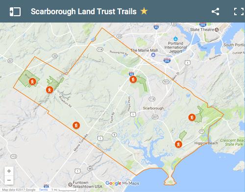 Scarborough Land Trust A Local Independent Nonprofit